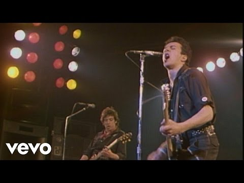 The Clash - I Fought the Law