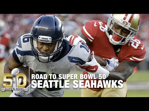 2015 Seattle Seahawks | Road to Super Bowl 50 | NFL