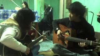 Giấc mơ bình yên - Thuỳ Chi (Guitar Cover)