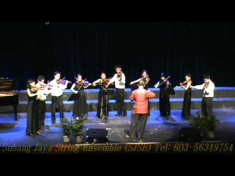 Malaysia / Ye Lai Xiang 夜来香 And Butterfly Lovers Violin Concerto ( Last Movement) 梁祝(化蝶)