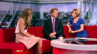 Sian Williams 29-09-2011