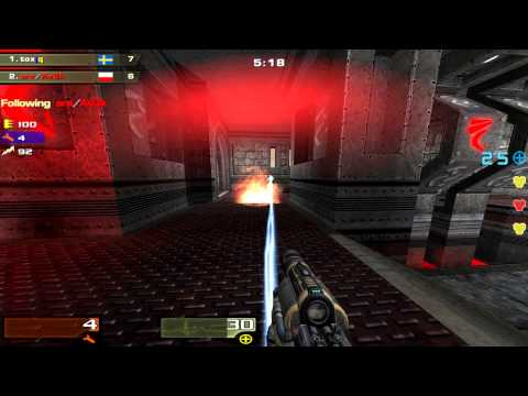 I32 Grand Final - Toxjq (Toxic) vs Av3k Quake4 Duel - [English Commentary] 4k 1080p EAX
