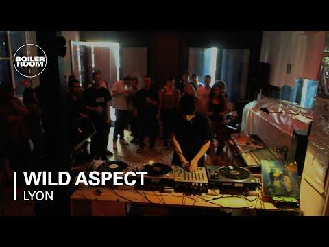Boiler Room Lyon Wild Aspect DJ Set