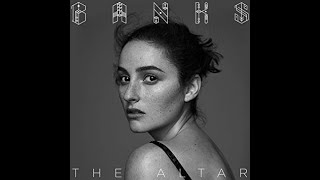 Banks - Poltergeist (Official Audio)