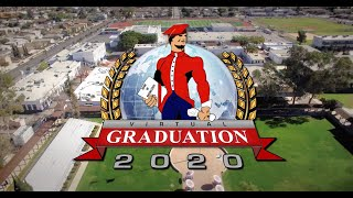 Washington Prep High School's Virtual Graduation - 2020 (4K)