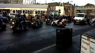 bikers funeral.... proper good send off ;-) (DO NOT play volume loud when watchin this vid!! serious