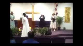 Smokie Norful Revive Us and Juanita Bynum Overflow Mime Dance