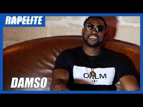 Damso : « Si tu veux que je passe en radio mais que je kiffe plus mon rap, va te faire foutre »