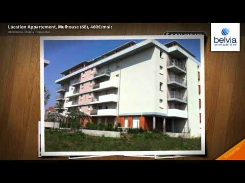 Location Appartement, Mulhouse (68), 460€/mois