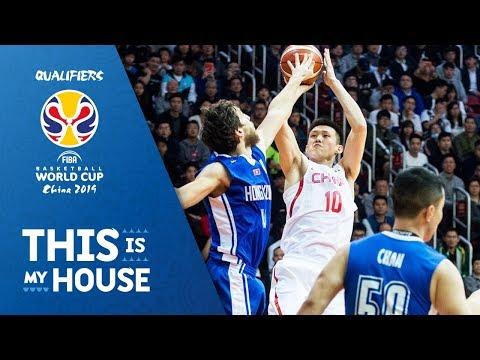 Hong Kong v China - Full Game - FIBA Basketball World Cup 2019 - Asian Qualifiers