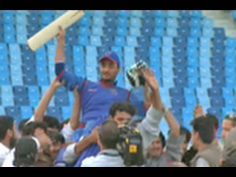 Afghanistan reach World Twenty20 - AJE Sport