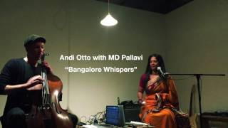 Andi Otto with MD Pallavi Live in Tokyo - Bangalore Whispers