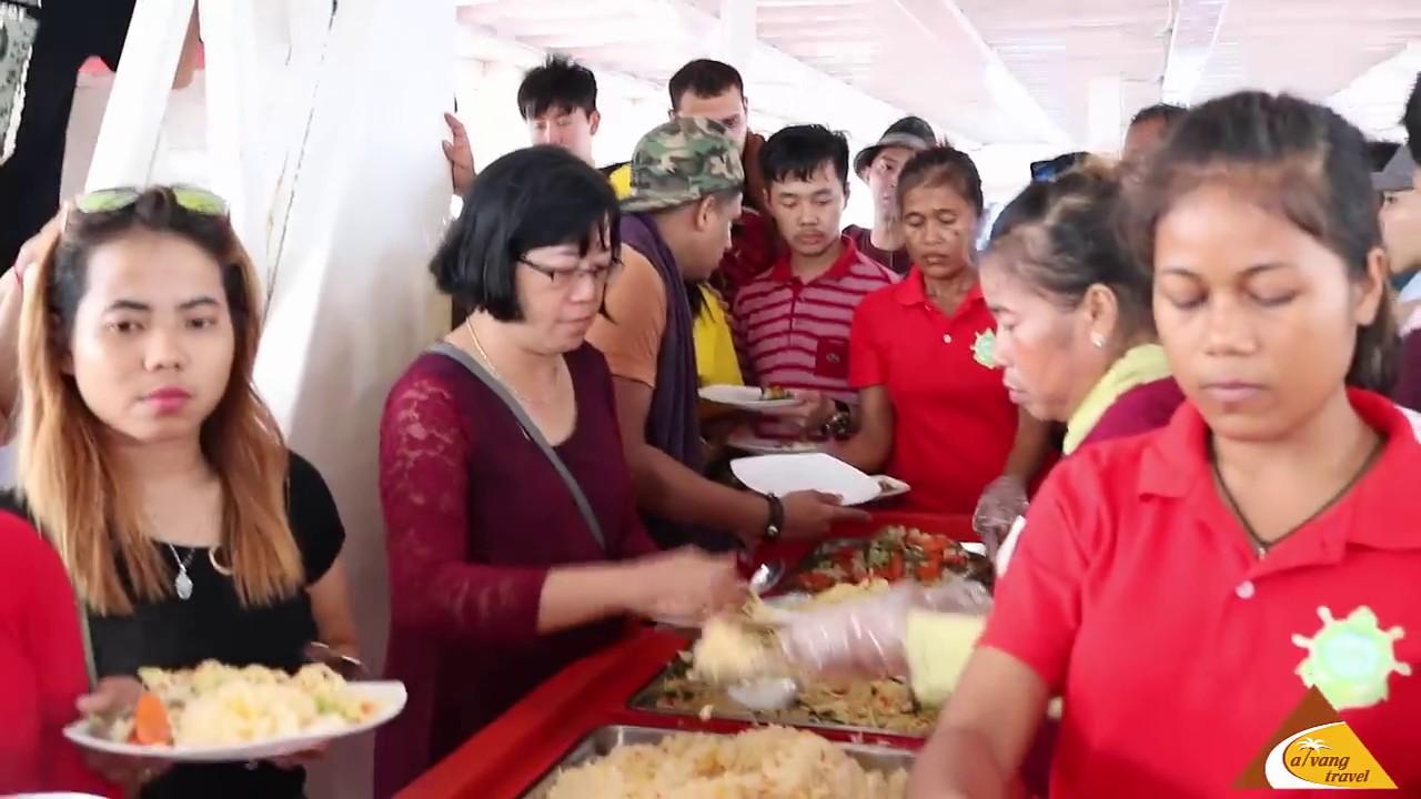 Khám Phá Đảo Kohrong Samloem cùng DU LỊCH CÁT VÀNG