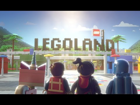 A New Adventure at LEGOLAND - LEGO - The LEGO Movie 4D