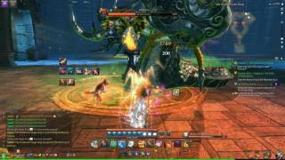 (Blade and Soul NA): Lair of The Frozen Fang Solo Summoner