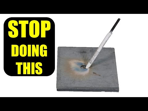 How to Strike an Arc: Stick Welding Basics for Beginners