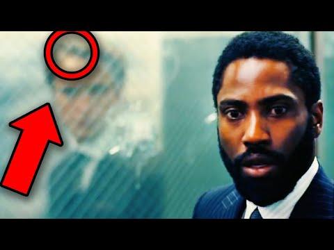 TENET Trailer Breakdown! Nolan Time Concept Explained!