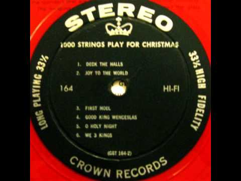 Sounds Of A Thousand Strings: Joy To The World (Crown Records)