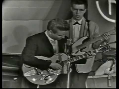 Eddie Cochran - Town Hall Party 1959 - 4:3
