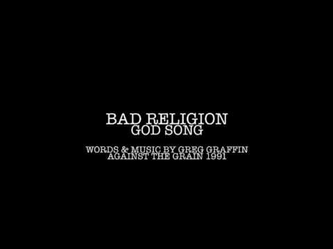 Bad Religion - God Song [Lyrics]