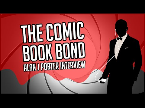 The Comic Book Bond | James Bond Radio Podcast #033