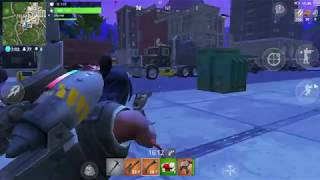 Fotnite Mobile Gameplay