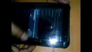 Cara Upgrade Galaxy Tab 2.7.0  P3100 Ke JellyBean 4.2.2 Dengan ROM SlimBean