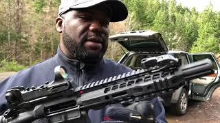 AR15 pistol build
