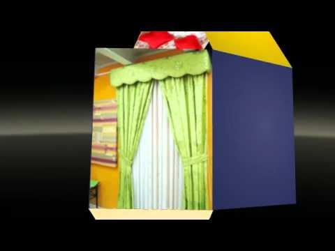 Cortinas modernas persianas ofertas en gamarra youtube - Persianas y cortinas ...