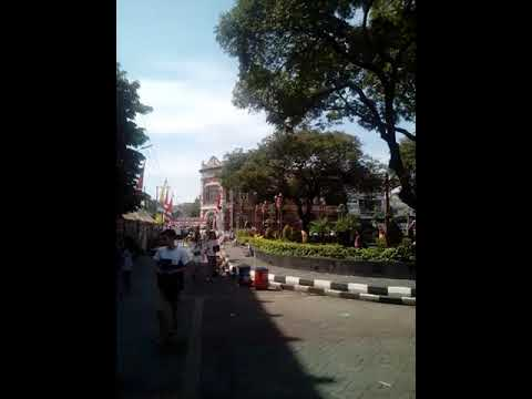 Semarang Old Town & Flea Market, Semarang-Central Java