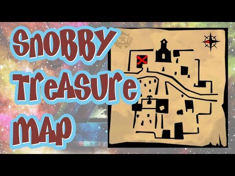 Fortnite Season 5   Snobby Shores Treasure Map Location  