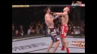 Compilation of strikes,KO,TKO within the UFC music by Dead Beat Boy...