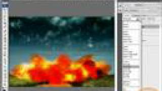 Photoshop CS3 Special Effect: Create an Explosion!