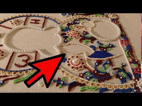 Каким бисером нужно вышивать иконы. Основные ошибки вышивальщицы. Трудности в вышивание.