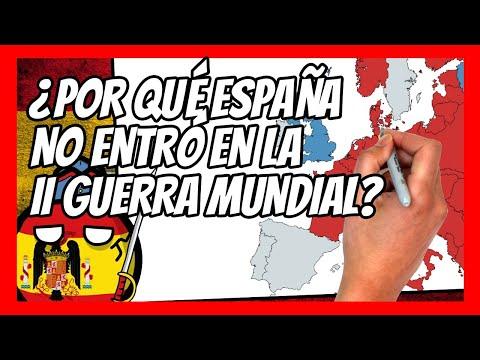 ⚠️¿Por qué ESPAÑA