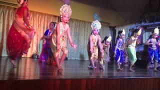 Thiruchendur Dance & Music Academic Navaratri Performance Day 1