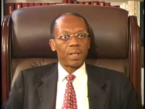 President Jean-Bertrand Aristide's last interview before he was deposed in February 2004