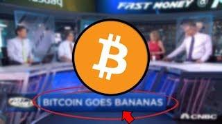 Media Pumping Bitcoin