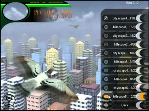 Fly Like A Bird Gameplay And Commentry