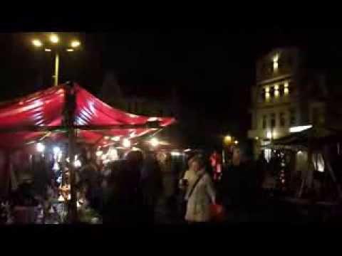 Weihnachtsmarkt Karlshorst.Mittelalterlicher Weihnachtsmarkt In Berlin Karlshorst 2013