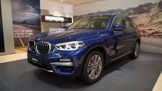 All-new BMW X3 launched in India