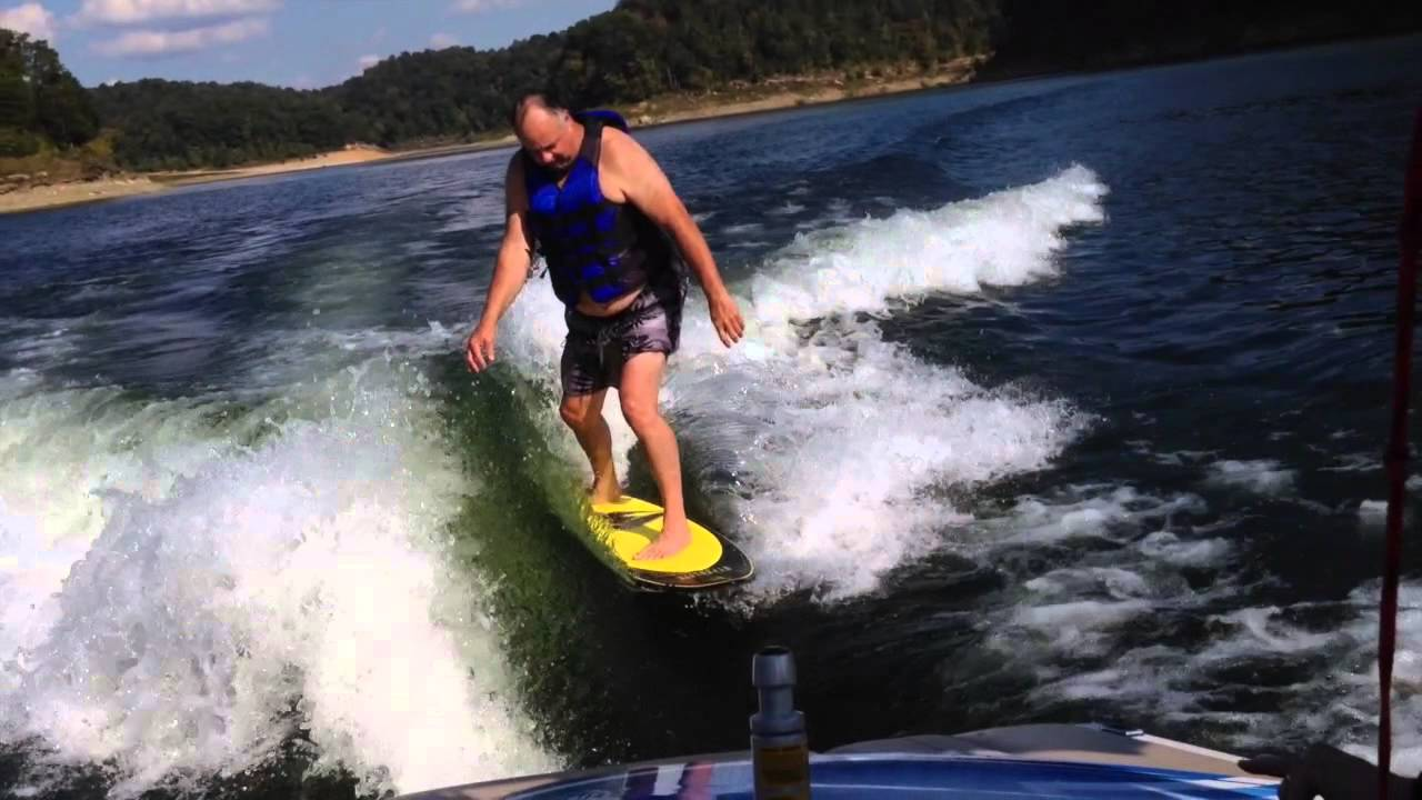 62 Year Old Wake Surfing Best Beginner Wakesurf Board