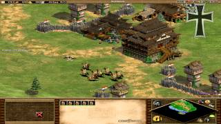 "Age of Empires II - Genghis Khan - Misión 6: ""Paz mongola"" (Parte 1)"
