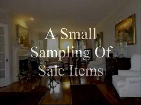 Tom Watson Estate Sales/Orange Tree Antiques Jan 24th 2018
