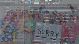 Justin Bieber - Sorry | FL Studio V.12 | Free Download FLP