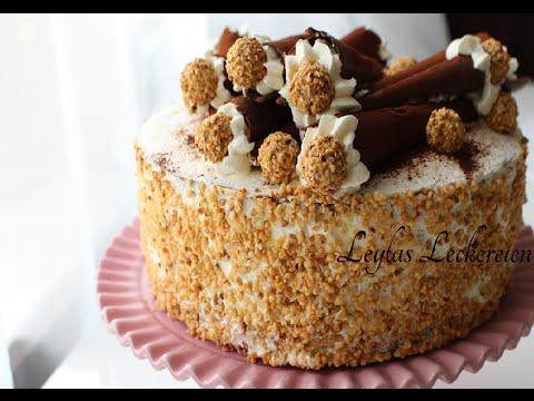 Giottotorte, Giotto-Torte, Nuss-Torte, super lecker - YouTube  Giottotorte, Gi...