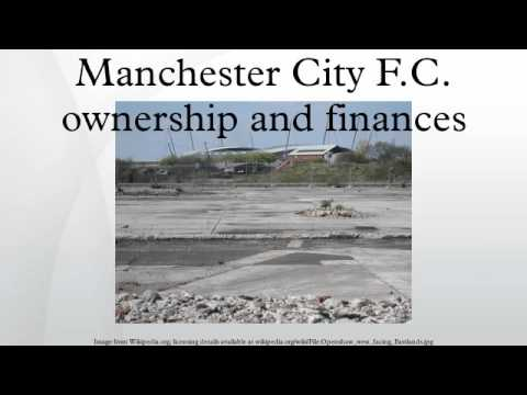 Manchester City F.C. ownership and finances