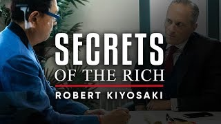 THE SECRETS OF RICH PEOPLE - Robert Kiyosaki | London Real