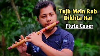 Tujh Mein Rab Dikhta Hai ❤💖Flute Cover By Harish Mahapatra