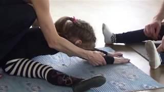 Поперечный шпагат|Гимнастика для детей|Gymnastic for kids|Miss Katy gymnastic|Не мисс Николь